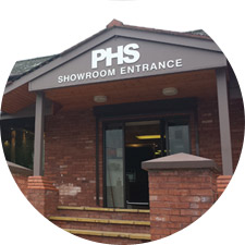 PHS Showroom in Wrexham